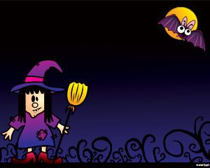 Trick Halloween PowerPoint Template