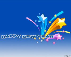 New Year Eve Powerpoint Template