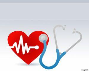 Heartbeat Powerpoint Szablony