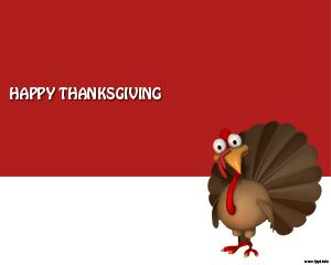 Thanksgiving PowerPoint Template Free Download