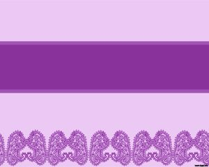 Violet Paisleys Powerpoint