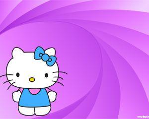 Hello Kitty Face Template