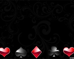 Blackjack powerpoint template
