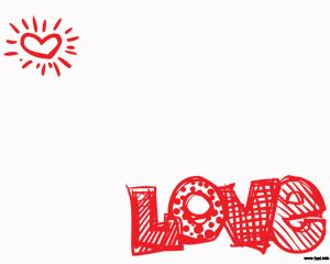 about love powerpoint, Powerpoint templates