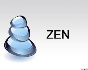 Zen Plantilla Powerpoint PPT Template