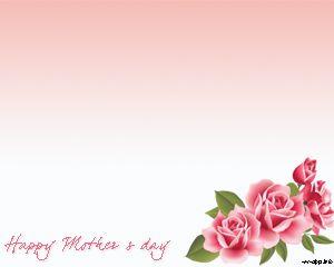 Feliz Día de la Madre PPT Template