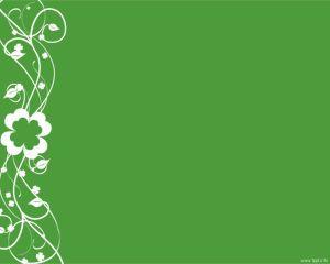 Clover Ornament PPT