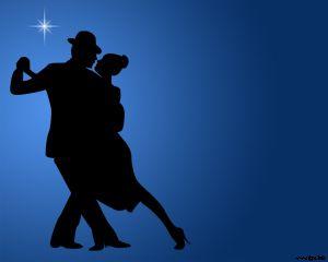 Clases de Baile PPT PPT Template