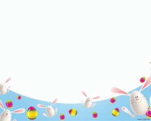 Pascuas PPT Template
