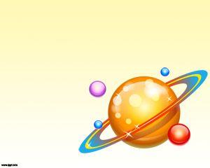 Plantilla PowerPoint de Jupiter PPT Template