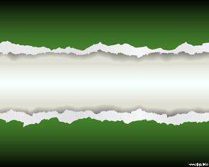 Diapositiva Verde para PPT PPT Template