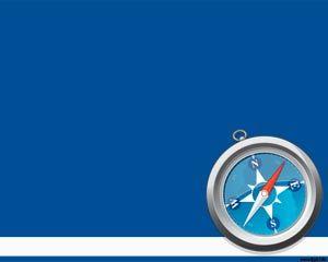 Compass PPT PowerPoint Template