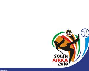 Mundial Sud Africa 2010 PPT PPT Template