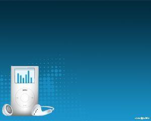 Ipod Plantilla PowerPoint Innovación PPT Template