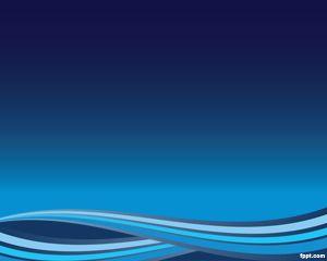 Plantilla PowerPoint con Fondo Azul PPT Template
