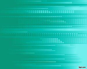 Plantilla PowerPoint de Tecnología Verde PPT Template