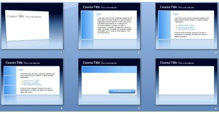 how to make my own powerpoint template - create your own free powerpoint template easily