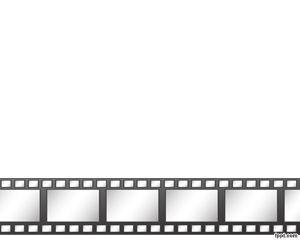 Tira de Película Plantilla PowerPoint PPT Template