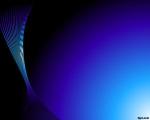 Gradient Blue PowerPoint