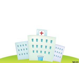Hospital Plantilla PowerPoint
