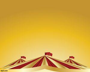 Circo Plantilla PowerPoint PPT Template