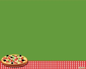 Pizza Plantilla PowerPoint PPT Template