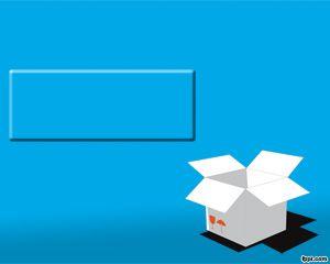 Plantilla PowerPoint Entrega o Envíos PPT Template
