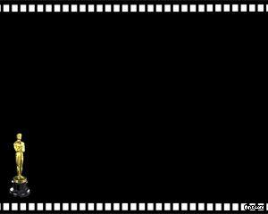 Premios Oscar Plantilla PowerPoint PPT Template