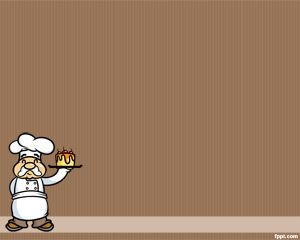 Chef Plantilla PowerPoint