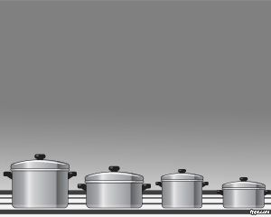 Cook Pots Powerpoint Template
