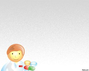 Plantilla PowerPoint de Practicantes de Medicina PPT Template