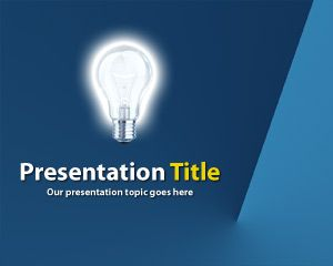 Link toProjector powerpoint template