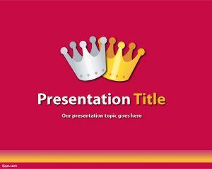 Plantilla PowerPoint de Reyes PPT Template