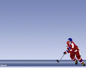 Hockey Plantilla PowerPoint