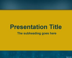 Plantilla PowerPoint para Empresarios PPT Template