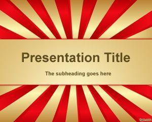 Plantilla PowerPoint Fabulosa PPT Template