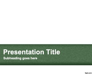 Plantilla PowerPoint para Directivos PPT Template