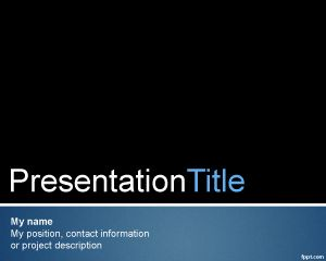 Background for PowerPoint Presentation PPT Template