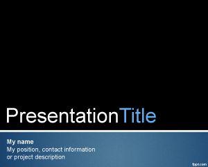 Fondo para Presentaciones de PowerPoint PPT Template