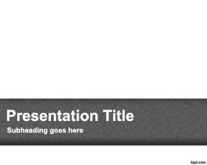 Plantilla PowerPoint para Miembros de Directorio PPT Template