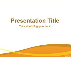 Plantilla PowerPoint para presentación de Negocios PPT Template