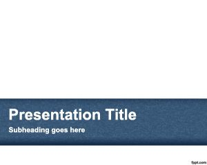 Plantilla PowerPoint Corporativa PPT Template