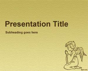 Plantilla PowerPoint de Fe PPT Template