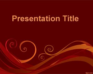 Plantilla PowerPoint Flexible