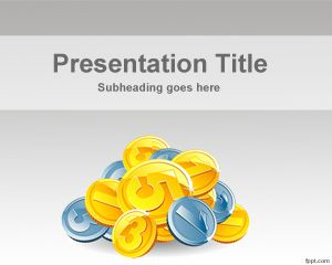 Fortune PowerPoint Template PPT Template