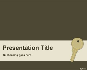 Llave PowerPoint