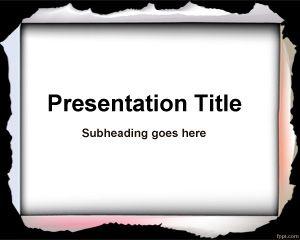 Plantilla PowerPoint Seria