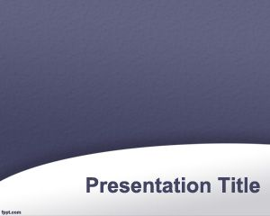 Business Organization PowerPoint Template PPT Template