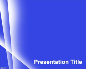 Reflect PowerPoint Template PPT Template
