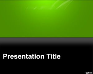 Millionaire PowerPoint Template PPT Template